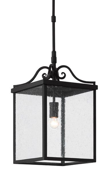 Currey and Company Giatti Small Outdoor Lantern 9500-0005