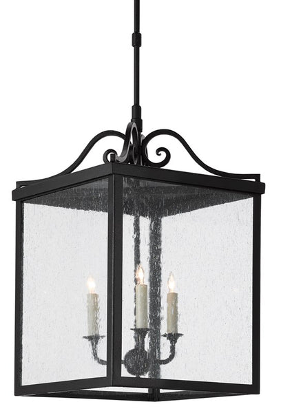 Currey and Company Giatti Outdoor Lantern, Large 9500-0006