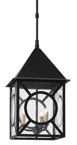 Currey and Company Ripley Large Outdoor Lantern 9500-0008