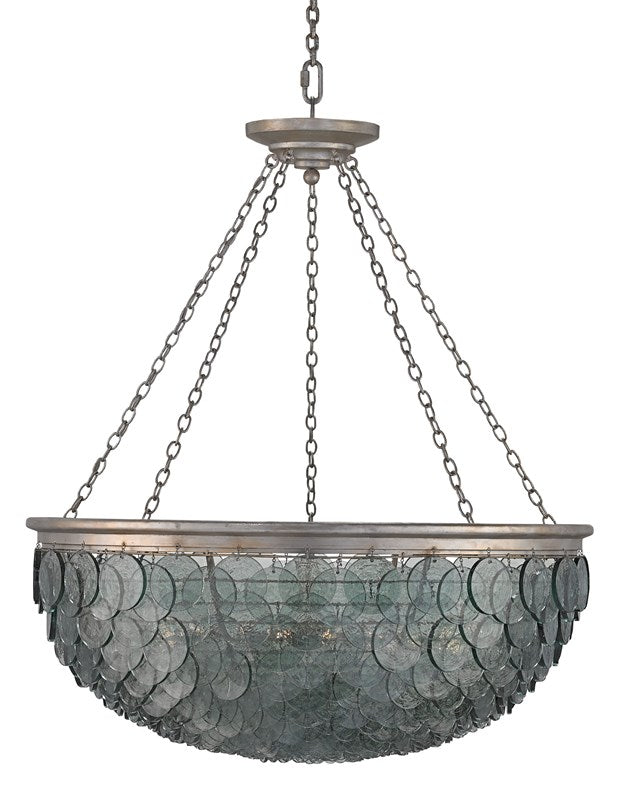 Currey and Company Quorum Chandelier - LOVECUP