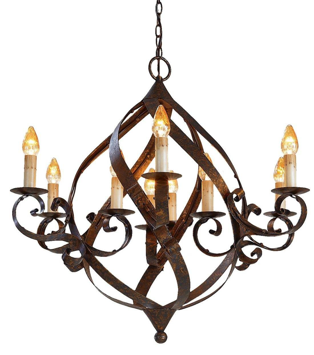 Currey and Company Gramercy Chandelier 9528 - LOVECUP