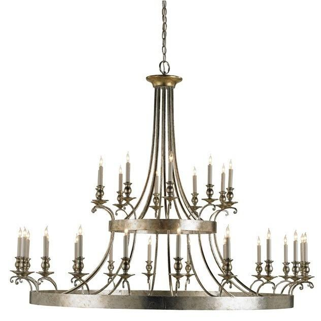 Currey and Company Lodestar Chandelier 9582 - LOVECUP