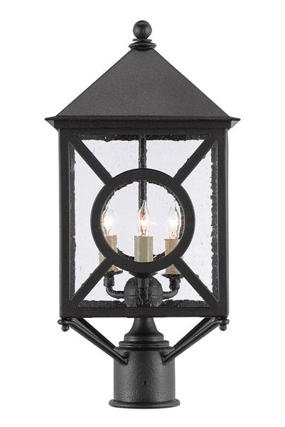 Currey and Company Ripley Small Post Light 9600-0001