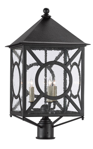 Currey and Company Ripley Large Post Light 9600-0002
