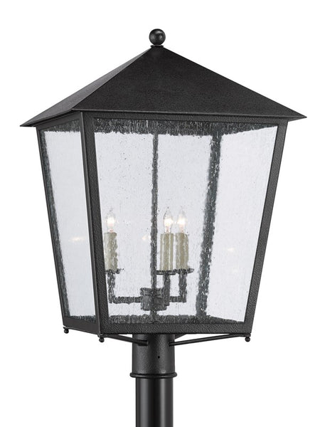 Currey and Company Bening Large Post Light 9600-0006