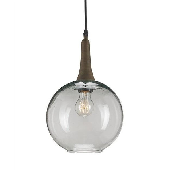 Currey and Company Beckett Pendant - LOVECUP - 2