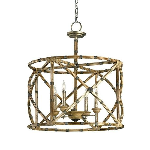 Currey and Company Palm Beach Lantern - LOVECUP
