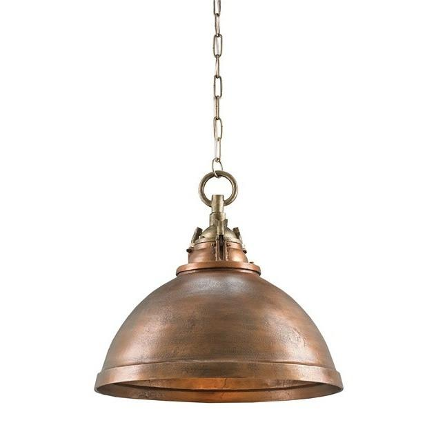 Currey and Company Admiral Pendant 9857 - LOVECUP - 1