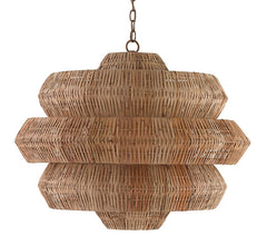 Currey and Company Antibes Chandelier - LOVECUP
