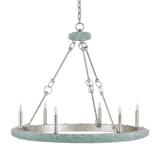 Currey and Company Tidewater Chandelier 9870