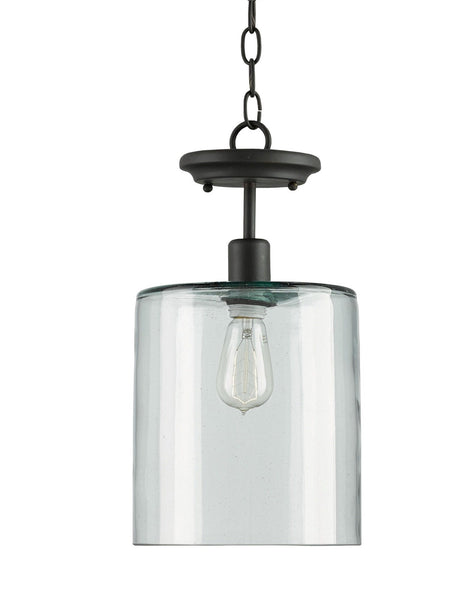 Currey and Company Panorama Pendant or Semi-Flush 9892
