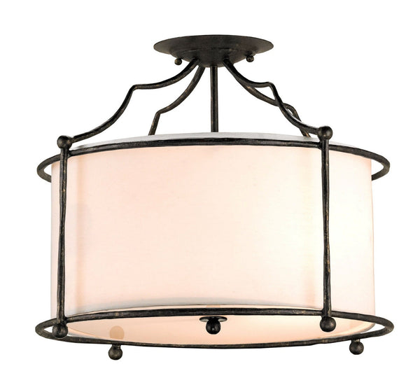 Currey and Company Cachet Pendant or Semi-Flush 9904
