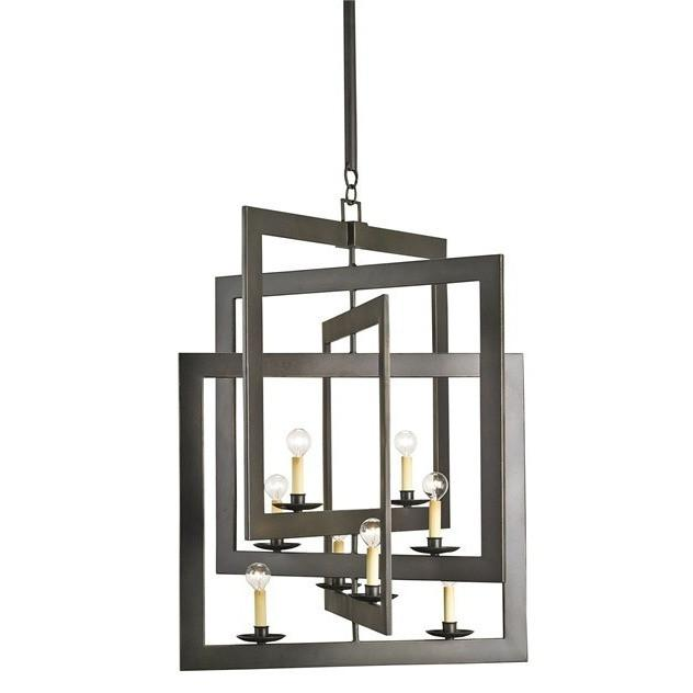 Currey and Company Middleton Chandelier 9927 - LOVECUP
