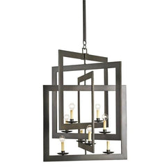 Currey and Company Middleton Chandelier 9927 - LOVECUP - 1