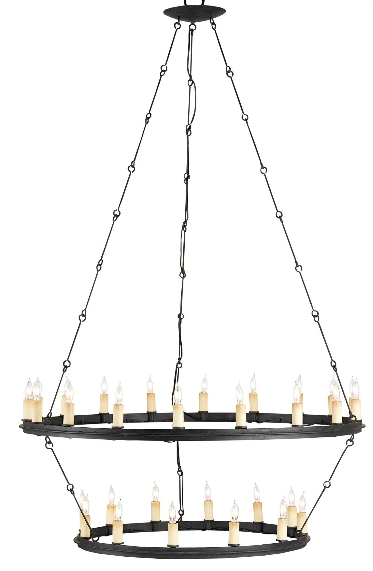 Currey and Company Toulouse Chandelier 9935 - LOVECUP