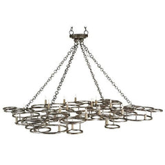 Currey and Company Catalyst Chandelier 9988 - LOVECUP - 1
