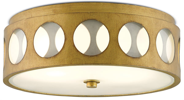 Currey and Company Go-Go Flush Mount 9999-0019