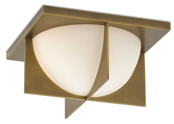 Currey and Company Lucas Flush Mount 9999-0039