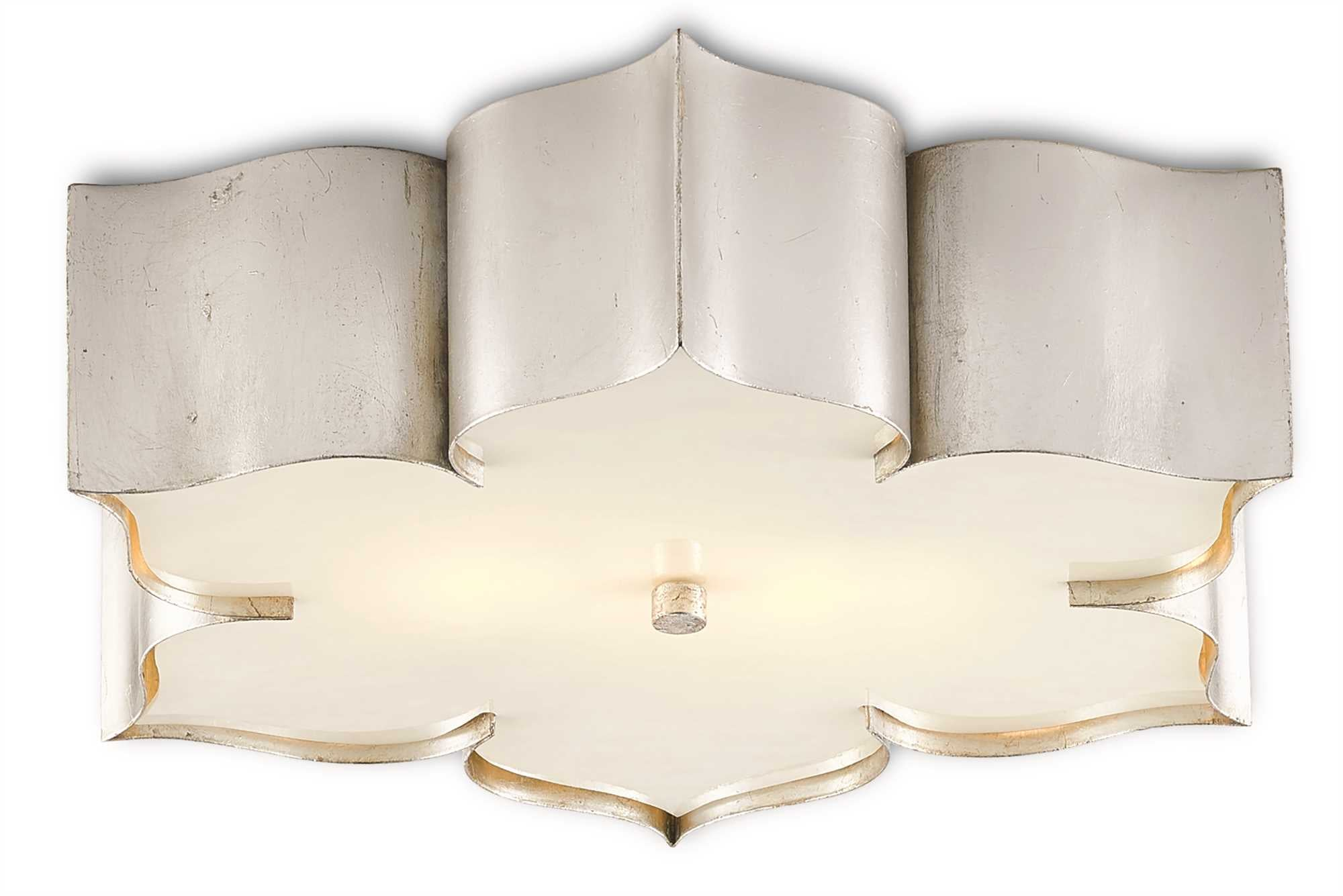 Currey and Company  Grand Lotus Flush Mount 9999-0042