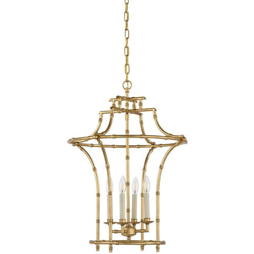 Chelsea House Bamboo Chandelier 68712 - LOVECUP