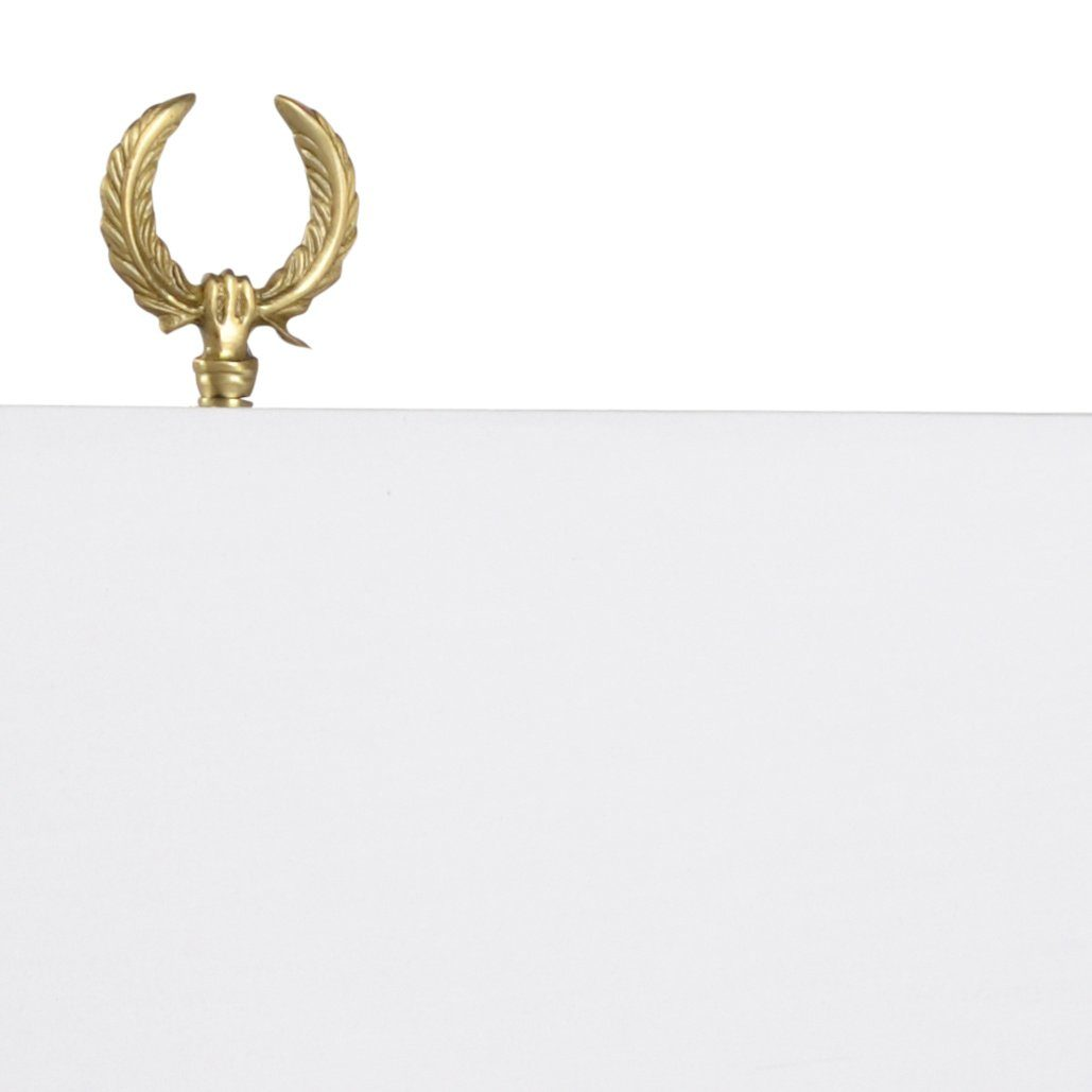 Chelsea House Gold Laurel Wreath Table Lamp 69365 Lovecup