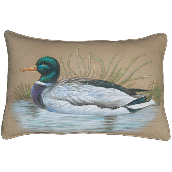 Lovecup Hand Painted Pillow 24in X 16in (WxH) LH11