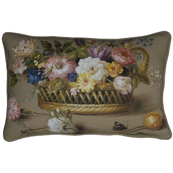 Lovecup Hand Painted Pillow 24in X 16in (WxH) LH5