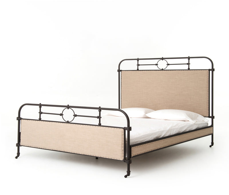 Lovecup Farmhouse Chic Bed - King