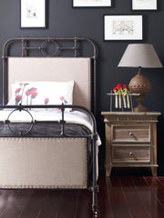 Lovecup Farmhouse Chic Bed - Twin
