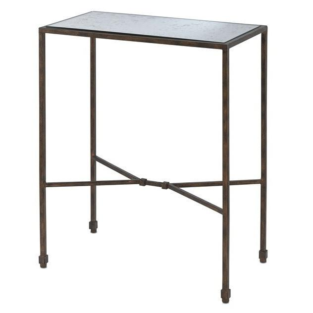 Currey and Company Rodan Accent Table 4000-0006 - LOVECUP