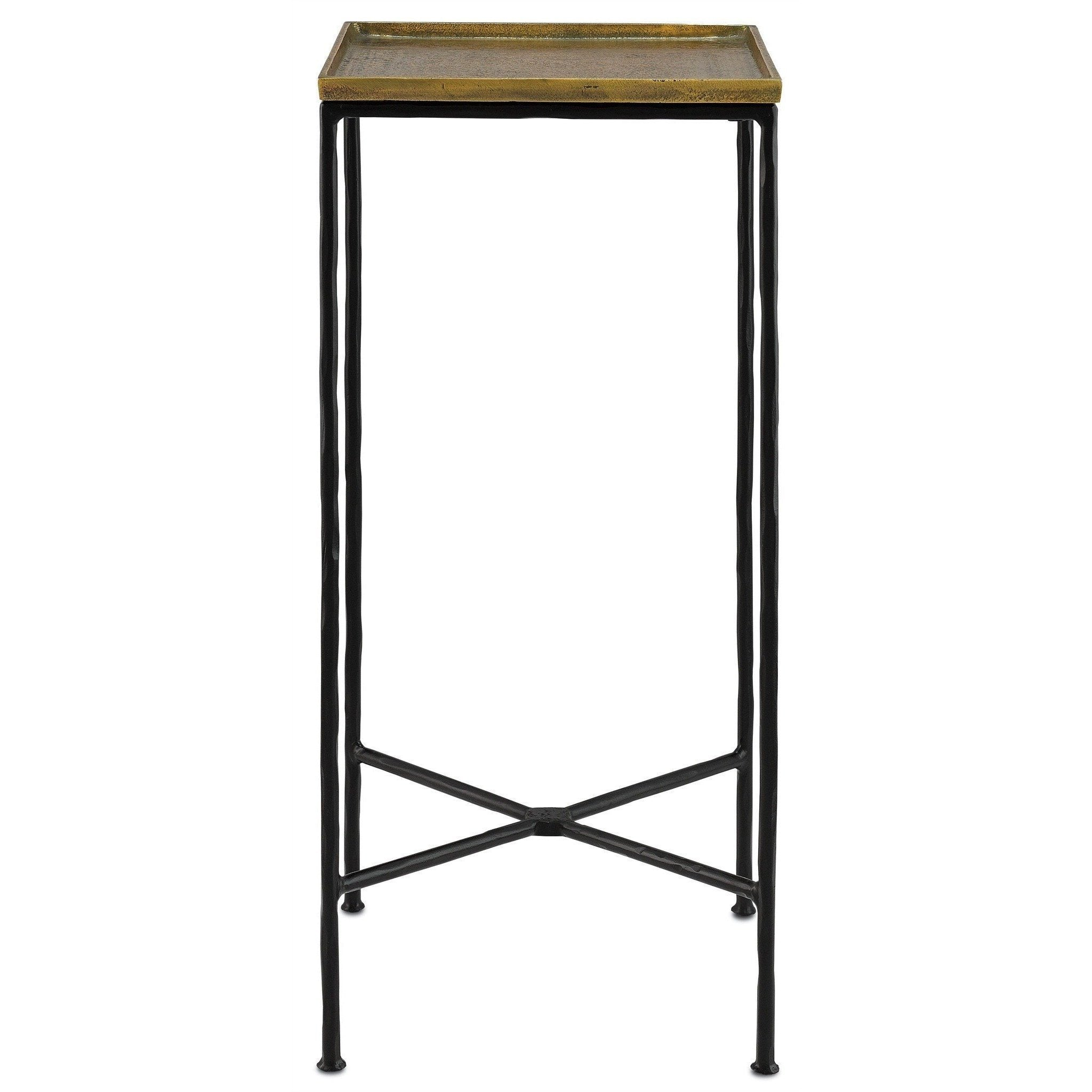 Currey and Company Boyles Drinks Table - LOVECUP