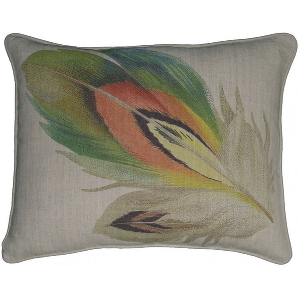 Lovecup Printed Linen Pillow 20in X 16in (WxH) LP05