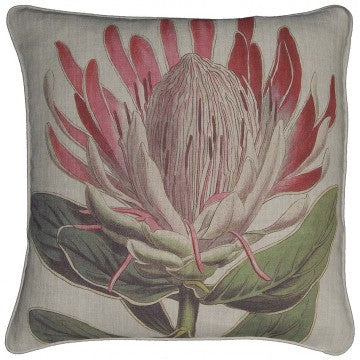 Lovecup Printed Linen Pillow 20in X 20in (WxH) LP09