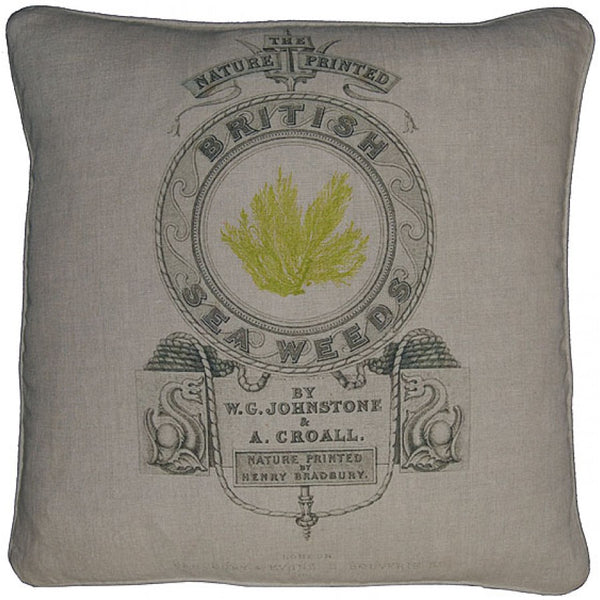 Lovecup Printed Linen Pillow 20in X 20in (WxH) LP17