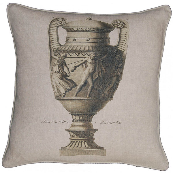 Lovecup Printed Linen Pillow 20in X 20in (WxH) LP22