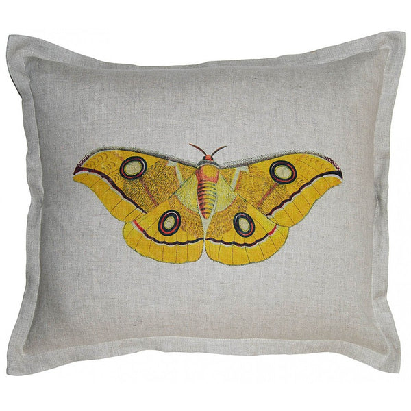 Lovecup Printed Linen Pillow 20in X 20in (WxH) LP33