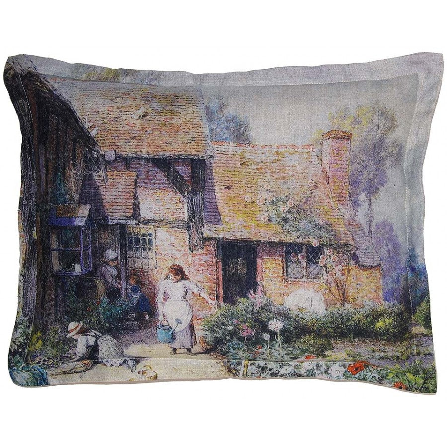 Lovecup Printed Linen Pillow 20in X 16in (WxH) LP40