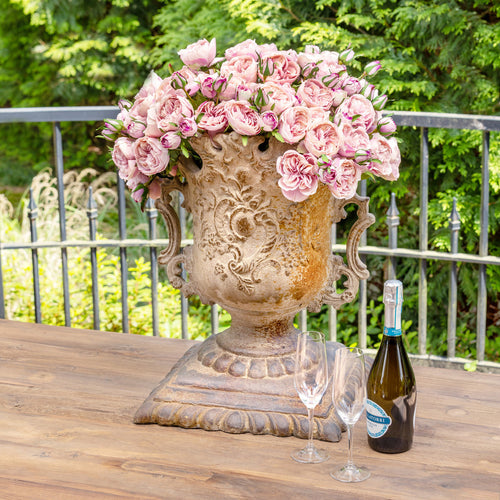 Lovecup French Country Aged Estate Urn L849