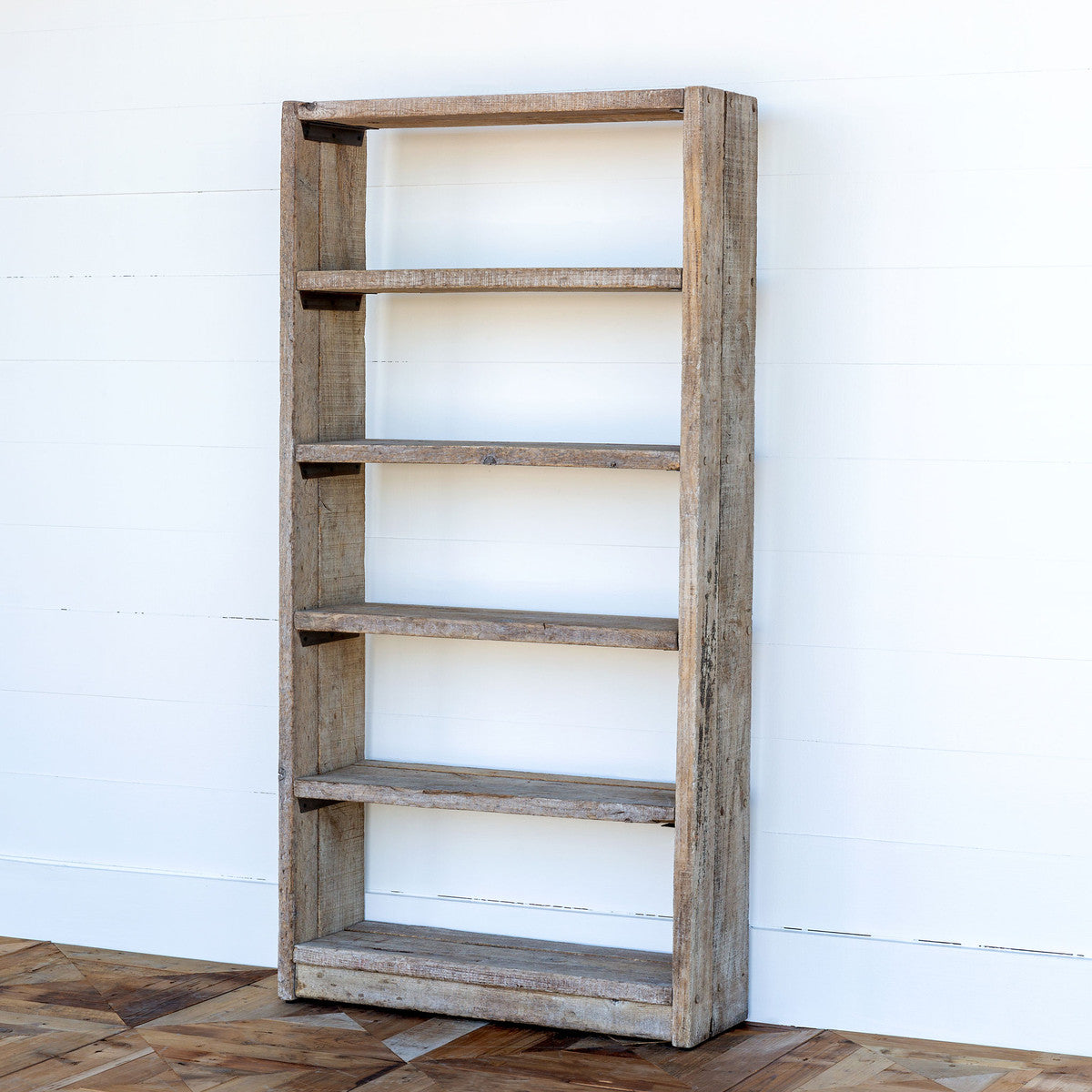 Lovecup Potter's Shelf with Reclaimed Wood L288
