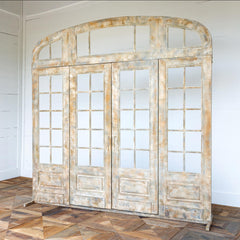 Lovecup French Door with Surrounding Facades L287
