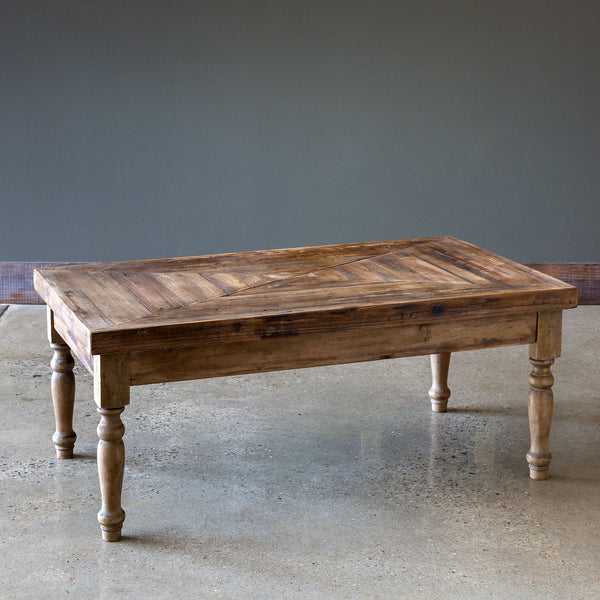 Lovecup Reclaimed Wood Coffee Table L951