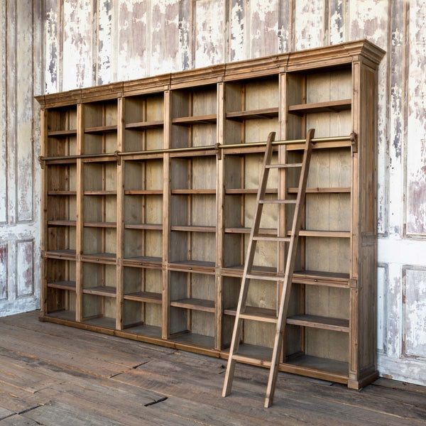 Lovecup General Market Farmhouse Bookshelf L551