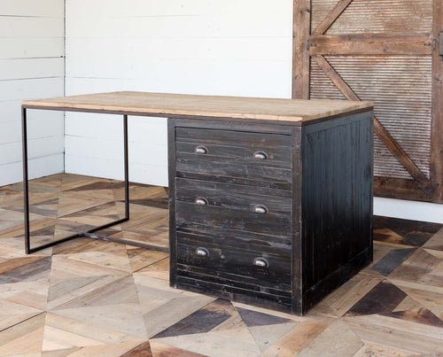 Lovecup Loft Kitchen Island or Raised Work Desk L576