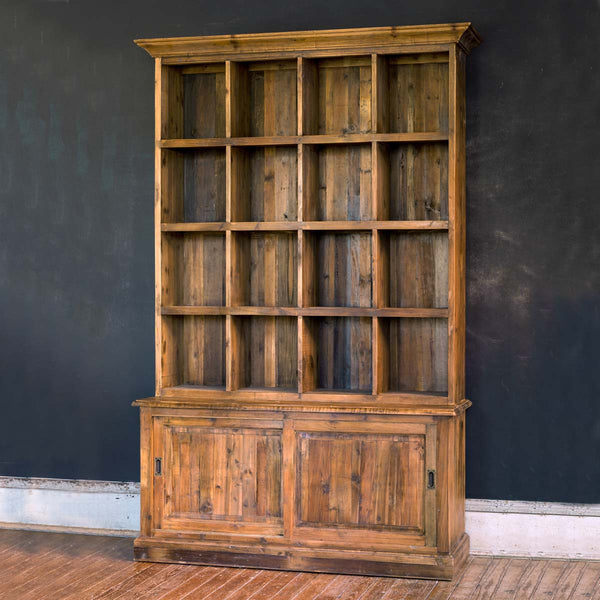 Lovecup Old Pine Farmhouse Cabinet L579