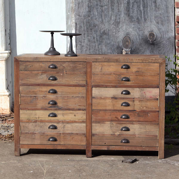 Lovecup Reclaimed Wood Drawer L633