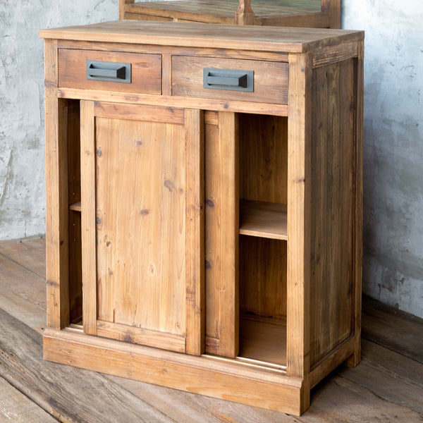 Lovecup Farmhouse Low Bar Back Cabinet L965