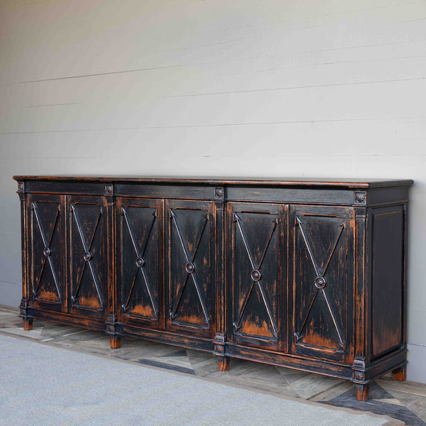 Lovecup Arkansas Bow Sideboard L889