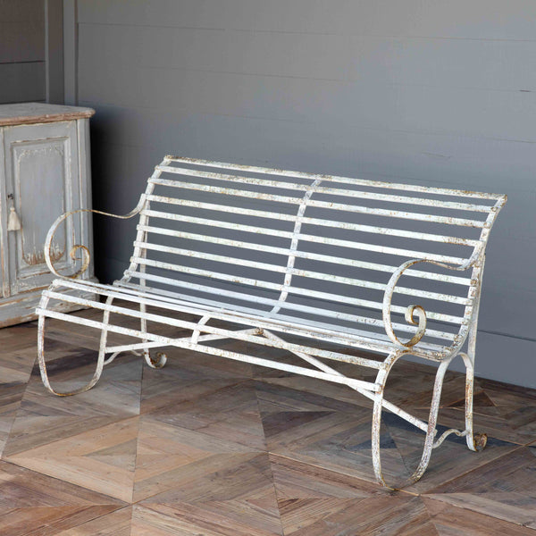 Lovecup Old Square Bench L418