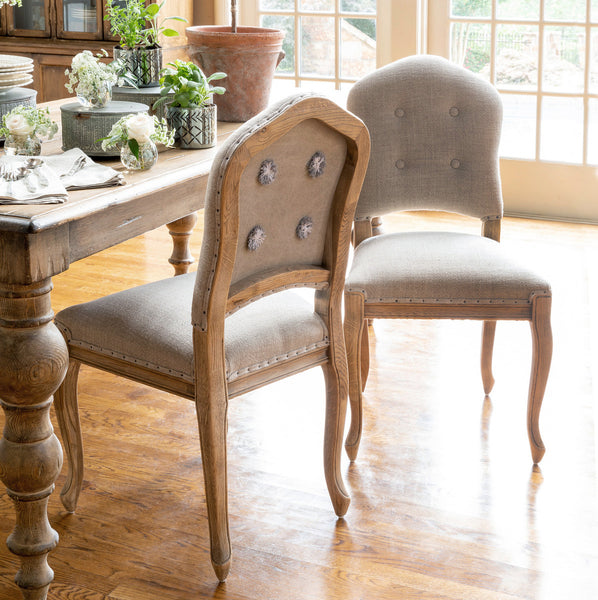 Lovecup Kansas Farmhouse Dining Chair L654