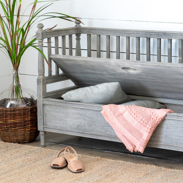 Lovecup Entryway Bench with Storage L278